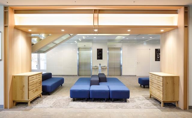 ホテルマイステイズ函館五稜郭 ロビー