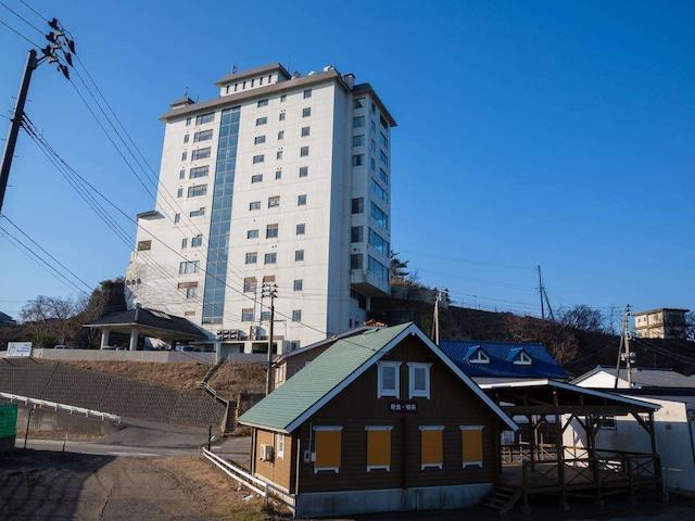 ホテルエリアワン番神岬 外観