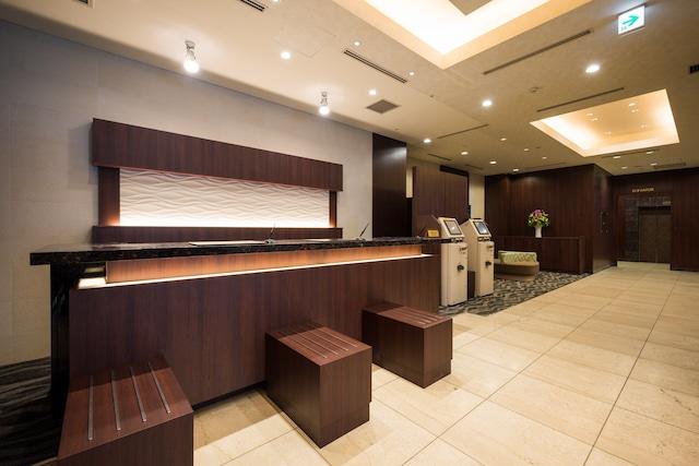 ホテル京阪札幌 フロント