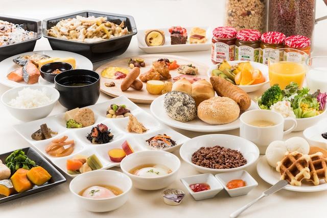 ホテル京阪札幌 朝食メニュー一例