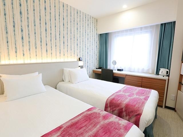 ホテルJALシティ那覇 コンパクトツイン