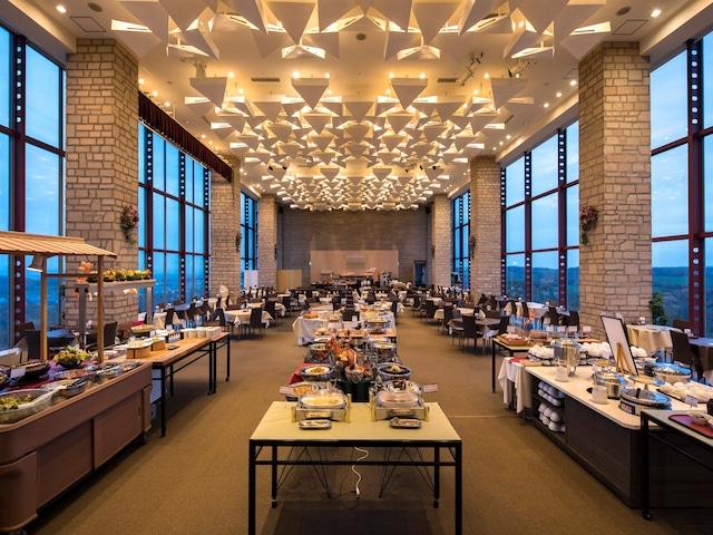 札幌北広島クラッセホテル 朝食会場