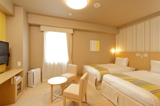 【舞浜】日和ホテル舞浜 ツインルーム