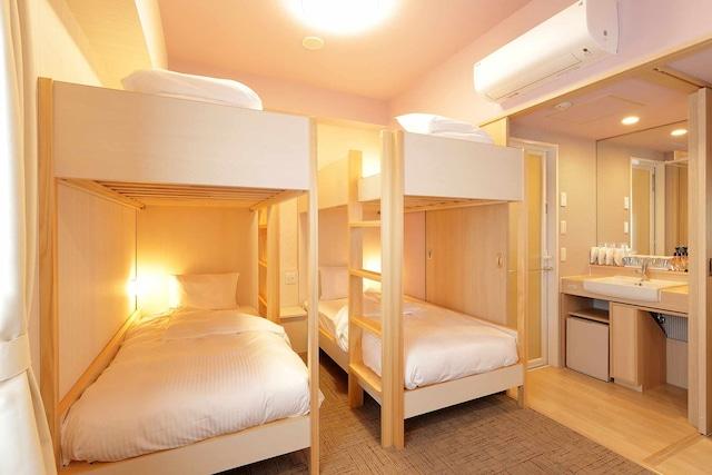 【舞浜】日和ホテル舞浜 2段ベッドルーム