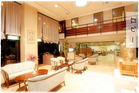 雲仙スカイホテル ロビー