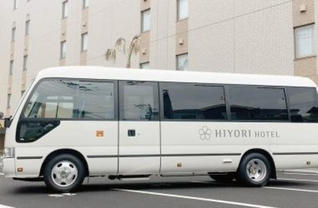 【舞浜】日和ホテル舞浜 送迎バス
