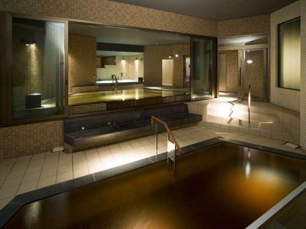 グランドプリンスホテル広島 広島温泉瀬戸の湯