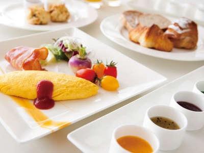 シェラトングランドホテル広島 朝食