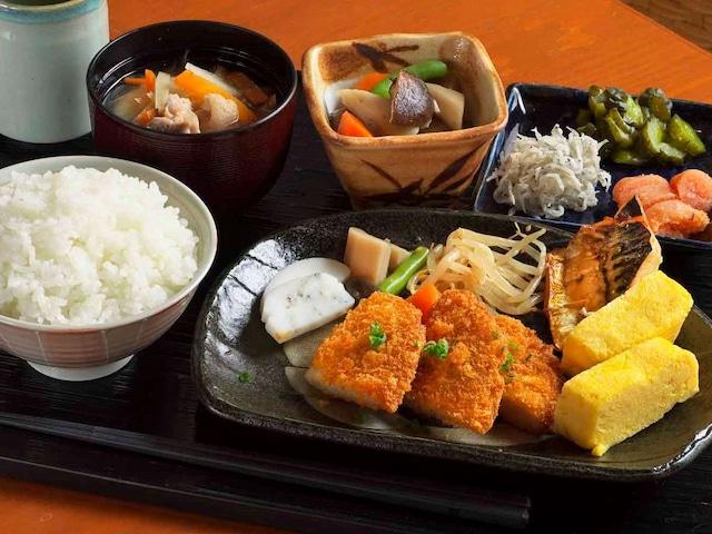 チサンホテル広島 朝食