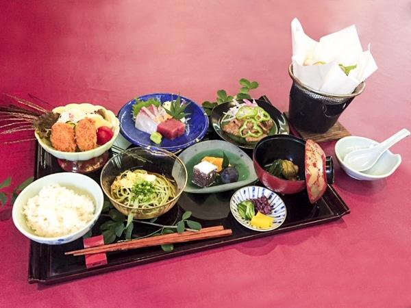 リブマックスリゾート安芸 宮浜温泉 夕食