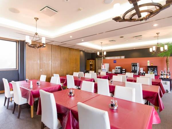リブマックスリゾート安芸 宮浜温泉 レストラン