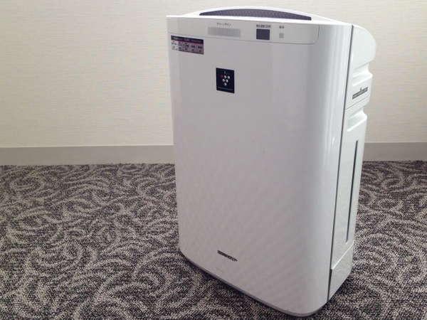 広島東急REIホテル 空気清浄機