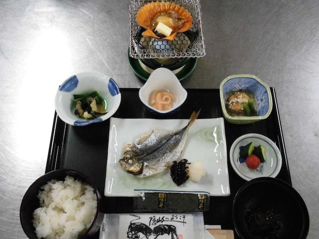 ホテルMIYABI 朝食