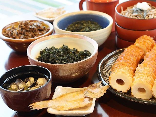 松江しんじ湖温泉 松江ニューアーバンホテル 朝食