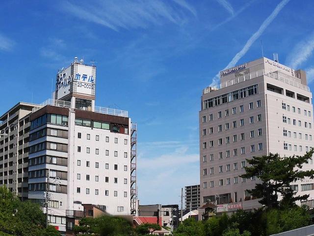 松江しんじ湖温泉 松江ニューアーバンホテル 外観