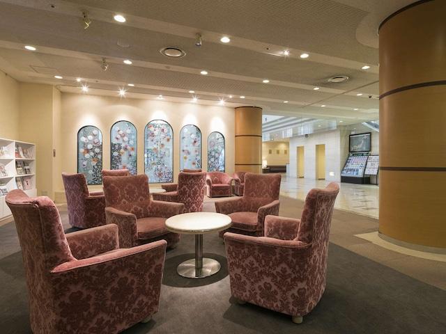 アークホテル岡山 ロビー