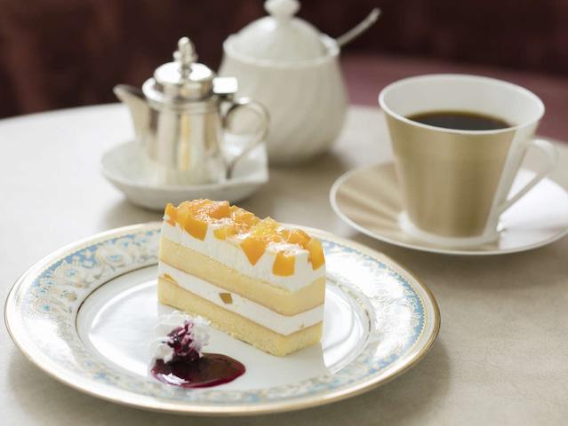 アークホテル岡山 ケーキセット