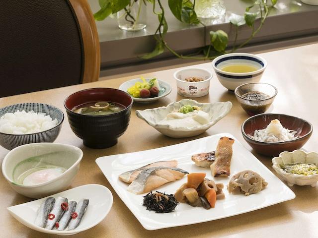 アークホテル岡山 朝食