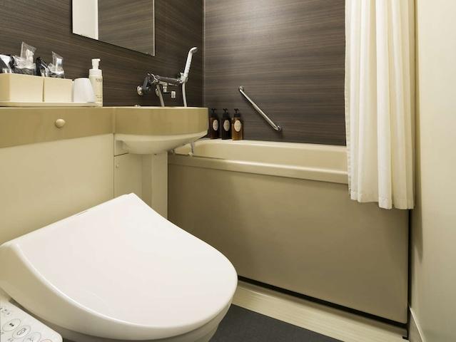 アークホテル岡山 バスルーム