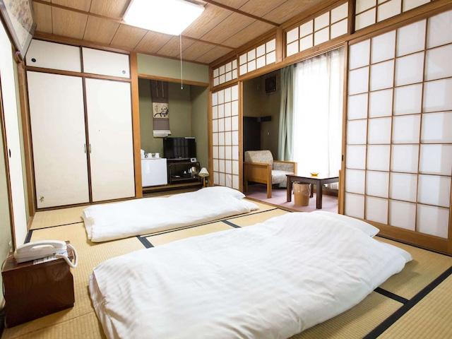 ホテルエリアワン岡山 和室 7畳
