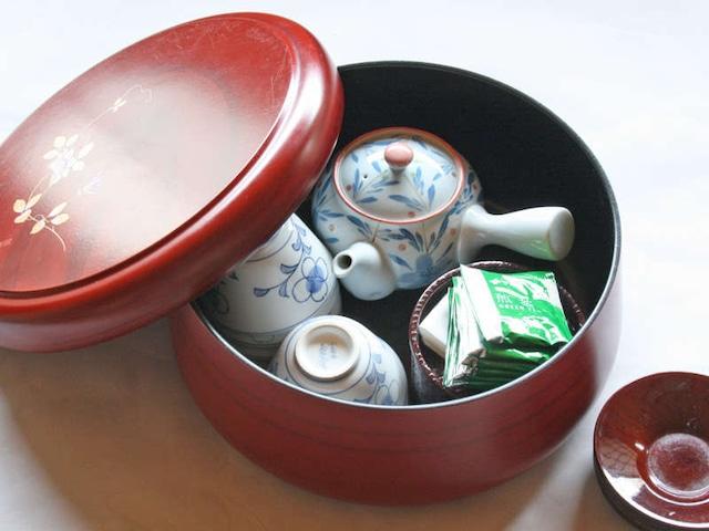 湖山温泉 ホテルウェルネス因幡路 茶菓子