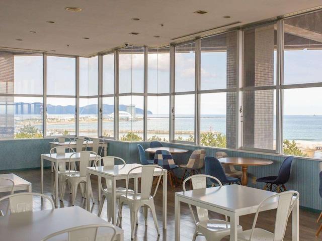 ホテルエリアワン境港マリーナ レストラン