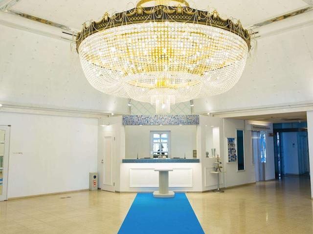 ホテルエリアワン境港マリーナ ロビー