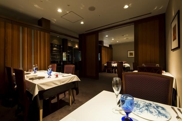 ホテル日航熊本 フランス料理「レ・セレブリテ」