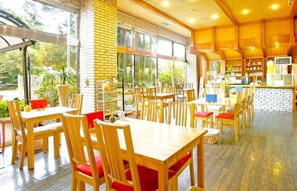 阿蘇の司ビラパークホテル&スパリゾート 喫茶「パトス」
