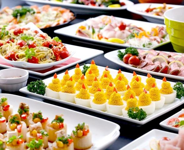 阿蘇の司ビラパークホテル&スパリゾート バイキングレストラン「パピヨン」