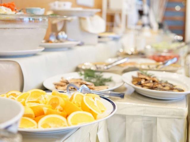小豆島温泉 オーキドホテル 朝食一例