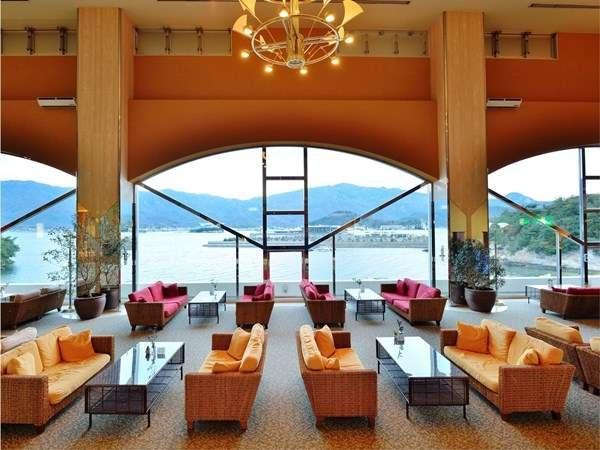 小豆島温泉 ベイリゾートホテル小豆島 ロビー