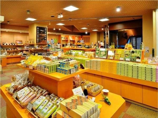 小豆島温泉 ベイリゾートホテル小豆島 売店