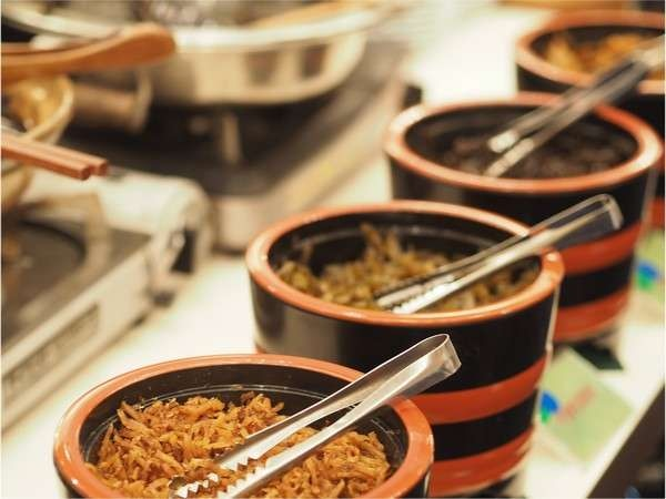 小豆島温泉 ベイリゾートホテル小豆島 朝食