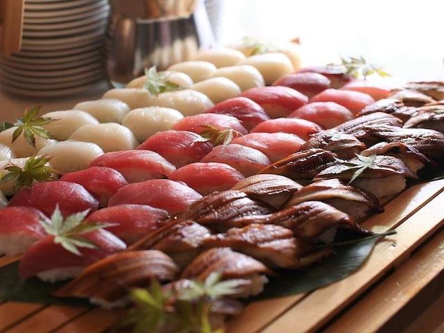 小豆島温泉 ベイリゾートホテル小豆島 夕食・お寿司
