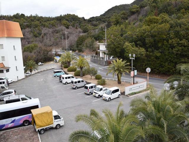小豆島温泉 ホテルグリーンプラザ小豆島 無料駐車場