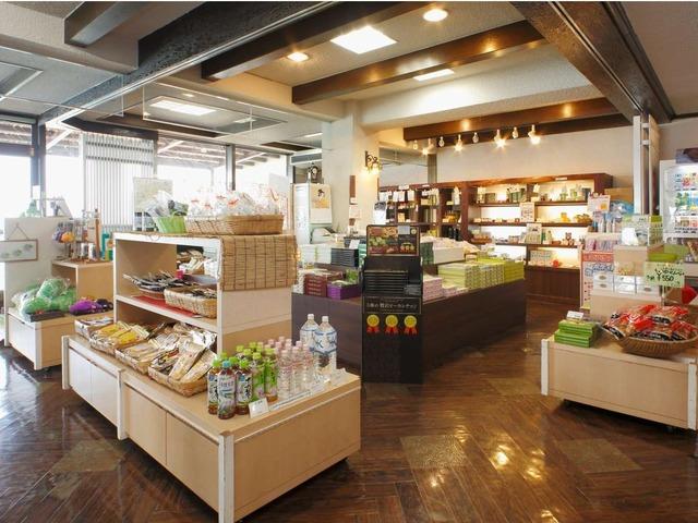 小豆島温泉 ホテルグリーンプラザ小豆島 売店