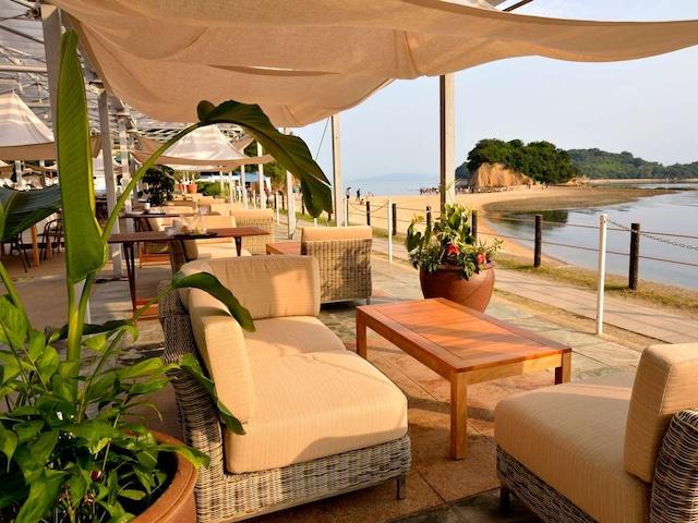 小豆島温泉 小豆島国際ホテル エンジェルカフェ