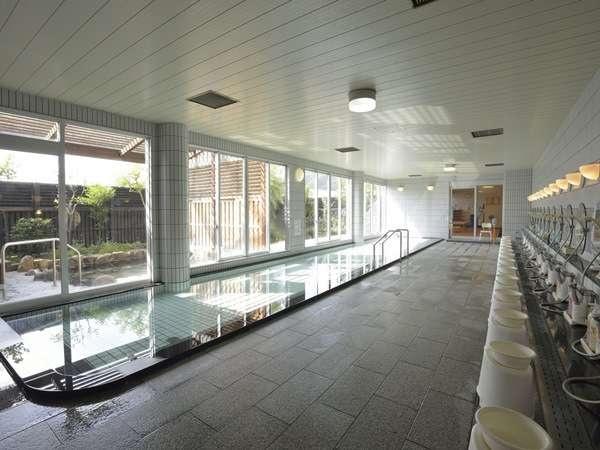 小豆島温泉 小豆島国際ホテル 内風呂