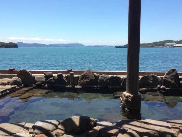 小豆島温泉 小豆島国際ホテル 露天風呂