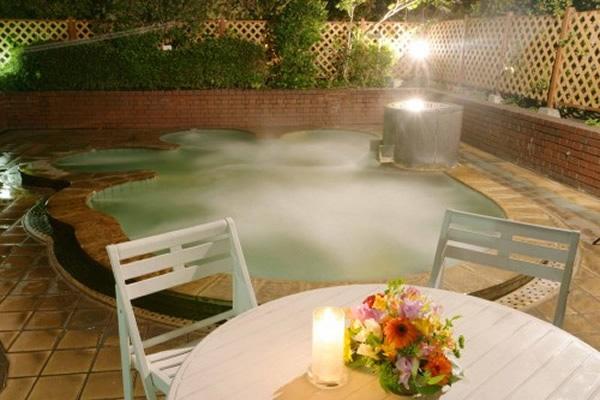 アートホテル鹿児島 屋外スパ(天然温泉/水着着用)
