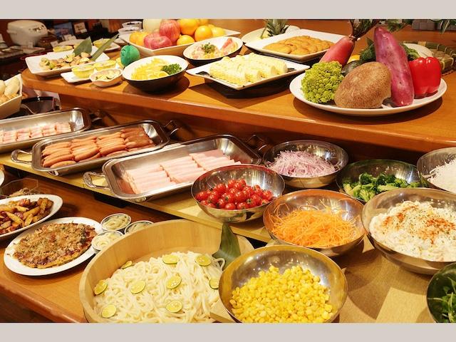 スマイルホテル徳島 朝食