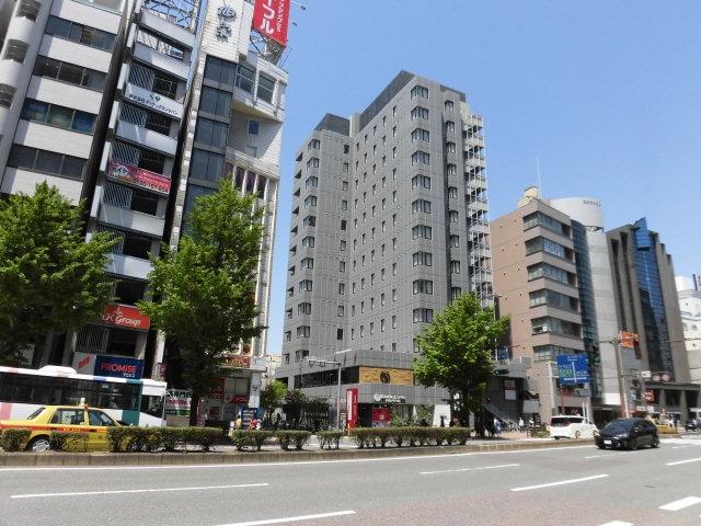 ホテルアセント福岡 外観