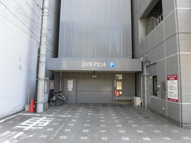 ホテルアセント福岡 駐車場