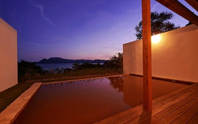 THE SCENE amami spa&resort 天然温泉