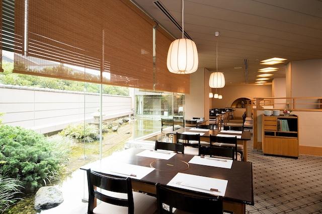 【舞浜】ホテルオークラ東京ベイ 和食レストラン 羽衣