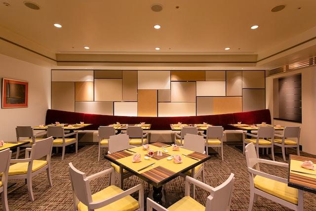 ホテルオークラ東京ベイ 中国レストラン桃花林