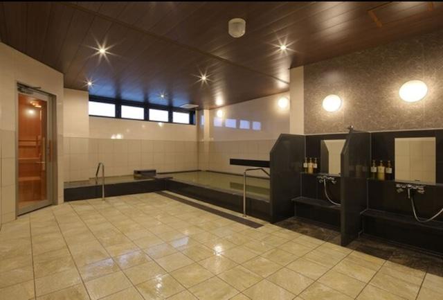 ホテルウエストコート奄美Ⅱ 大浴場