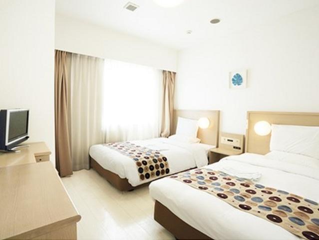 スマイルホテル沖縄那覇 ツインルーム