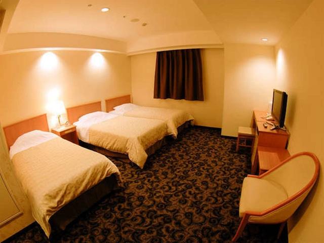 南西観光ホテル トリプル